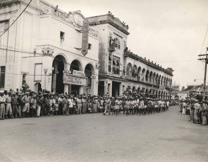 Panay Liberation Day 1945