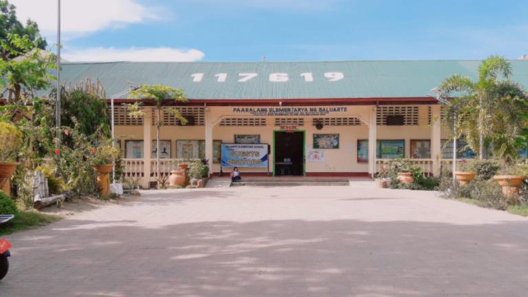 Iloilo City Cultural Heritage: Baluarte Elementary School