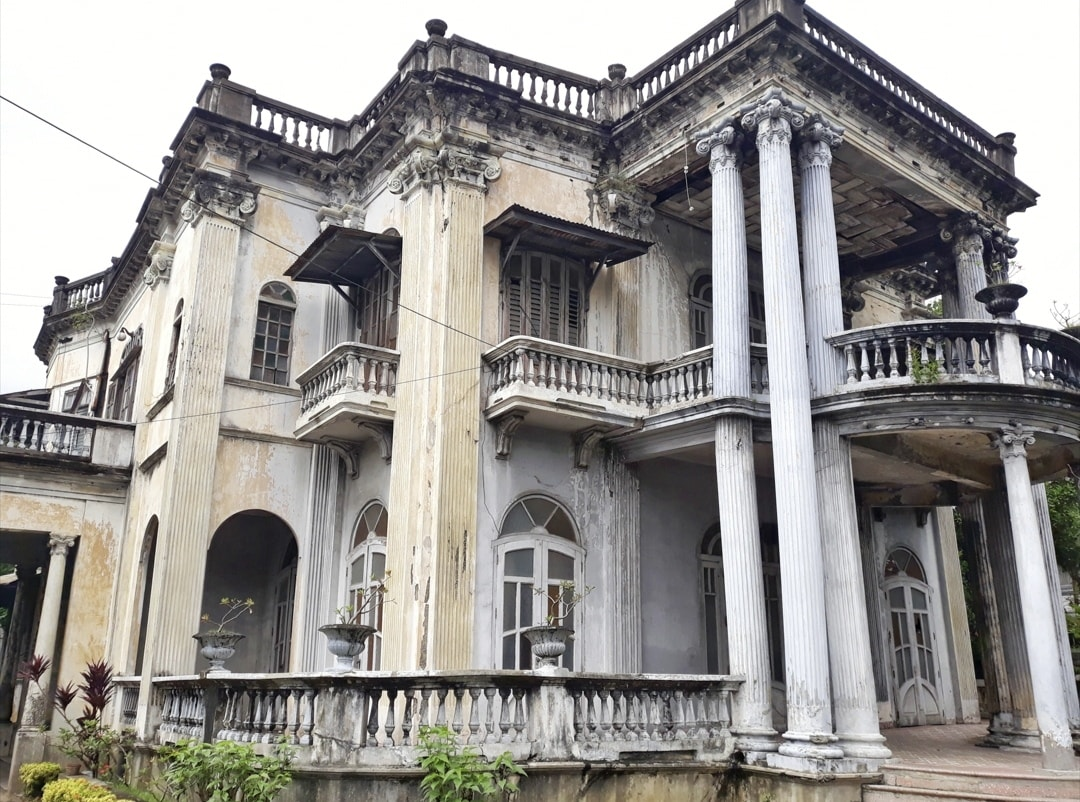 Don Joaquin Ledesma mansion