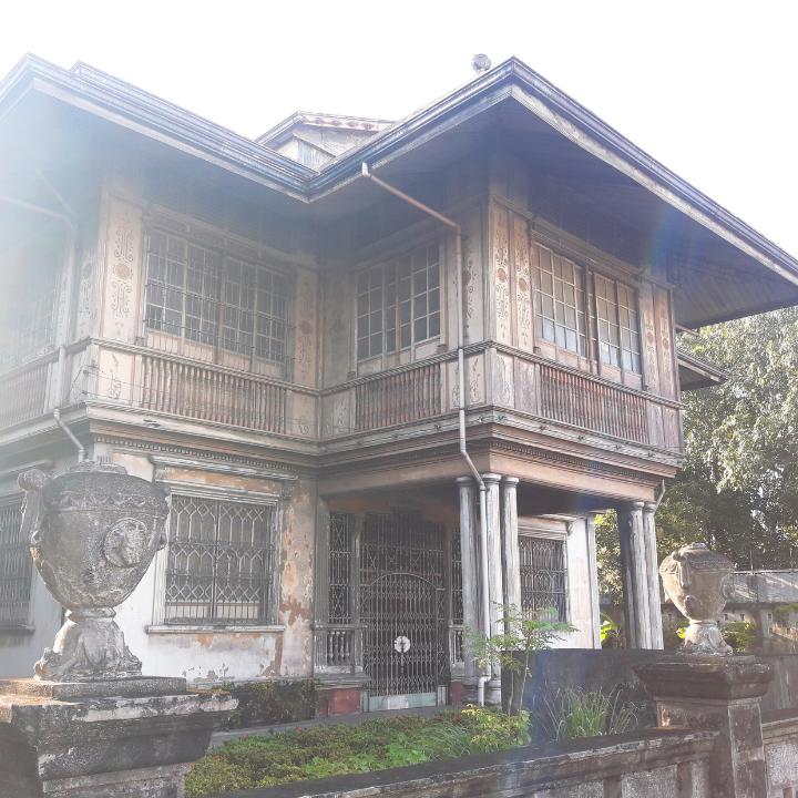 Eusebio Villanueva House Iloilo