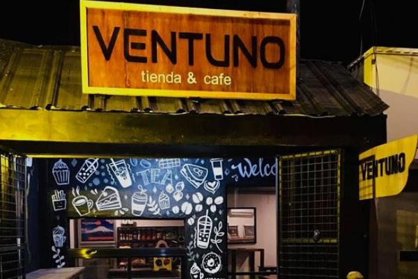 Ventuno Tienda & Cafe: Hip Spot