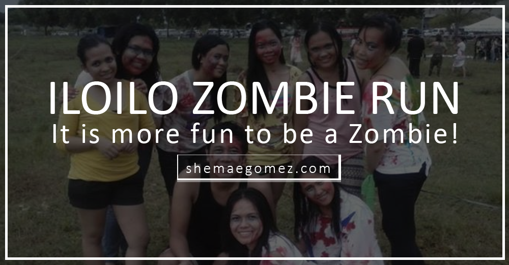 My Iloilo Zombie Run Experience