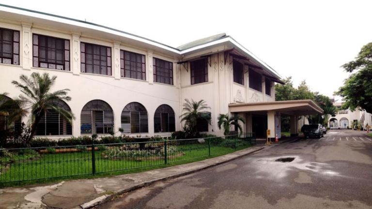 Iloilo City Cultural Heritage: Assumption (Site) Assumption Iloilo Main Building