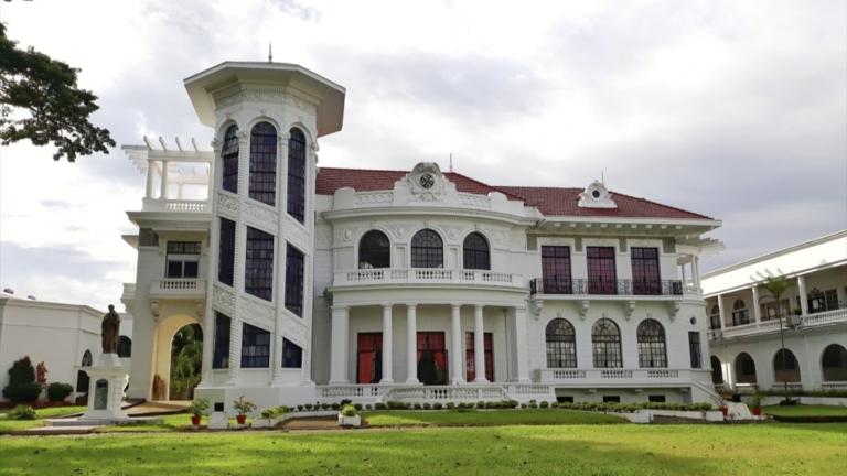 Iloilo City Cultural Heritage: Lizares Mansion