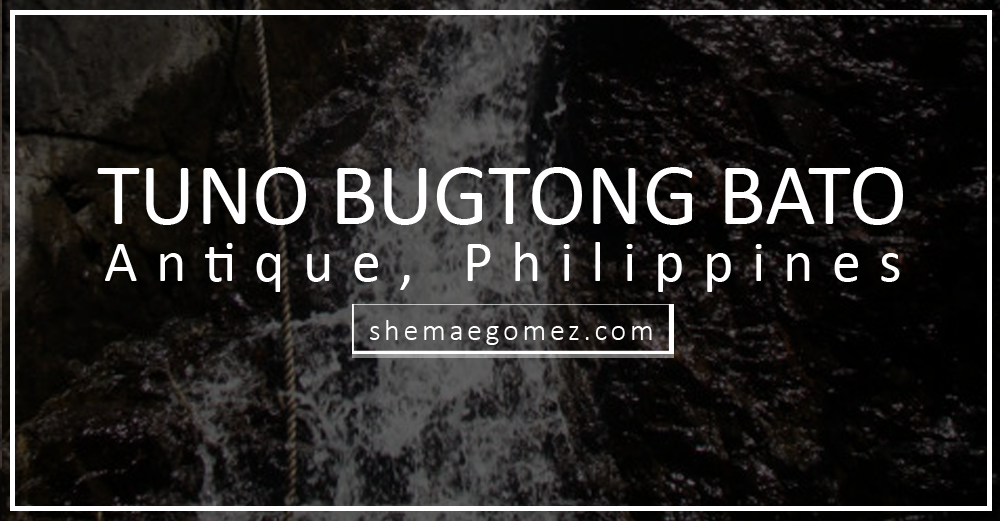 Share Antique: Tuno Bugtong Bato Waterfalls