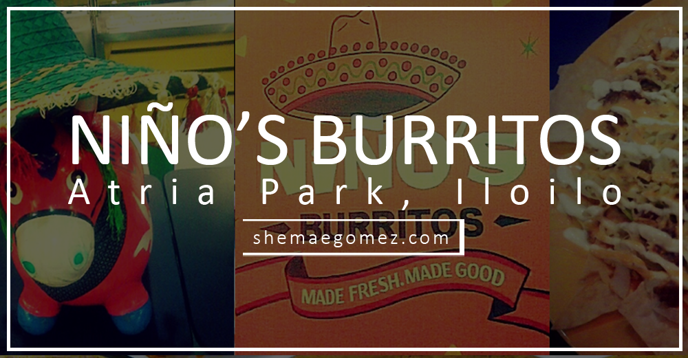 Niño's Burritos: Mexican Dishes Served to Perfection