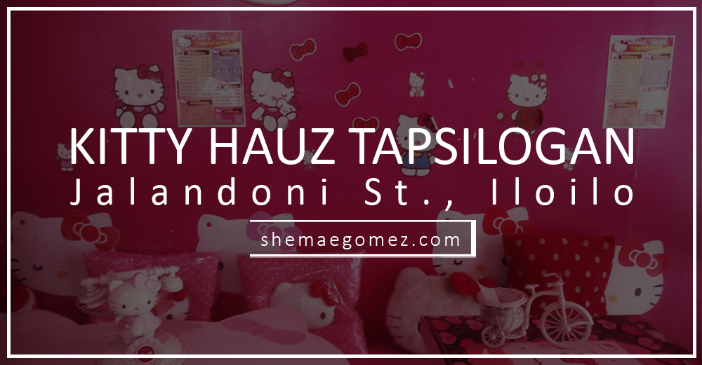 Kitty Hauz Tapsilogan: Sanrio-Themed Silog House [CLOSED]