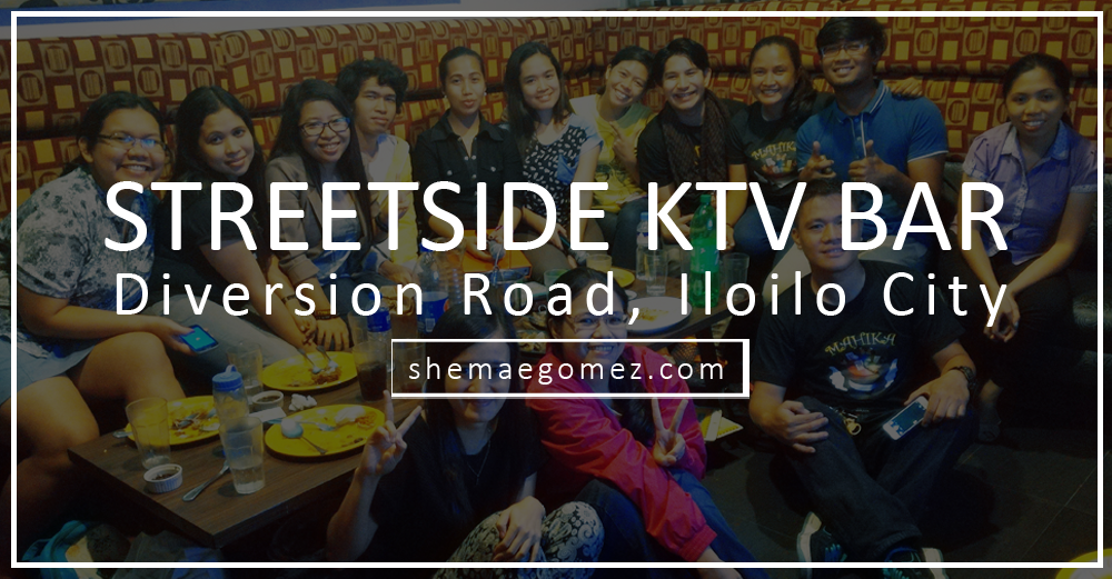 Where to Eat in Iloilo: Streetside KTV Bar