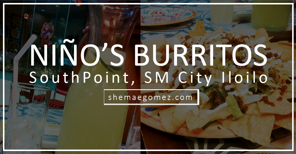 Niño's Burritos Southpoint: Colorful Cuisine and Flavors [CLOSED]