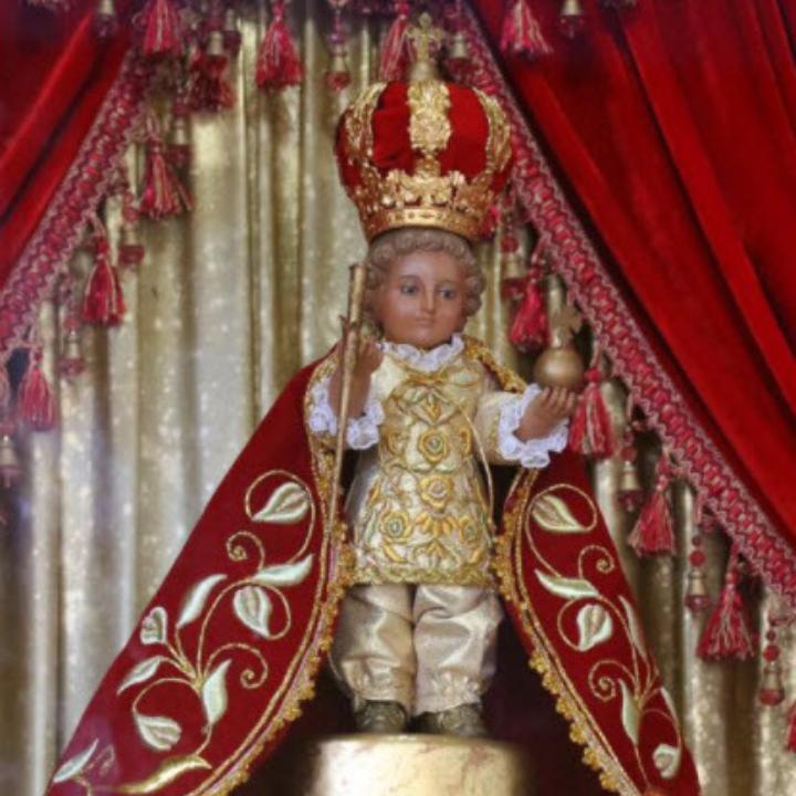 Iloilo Sto. Niño de Arevalo Statue