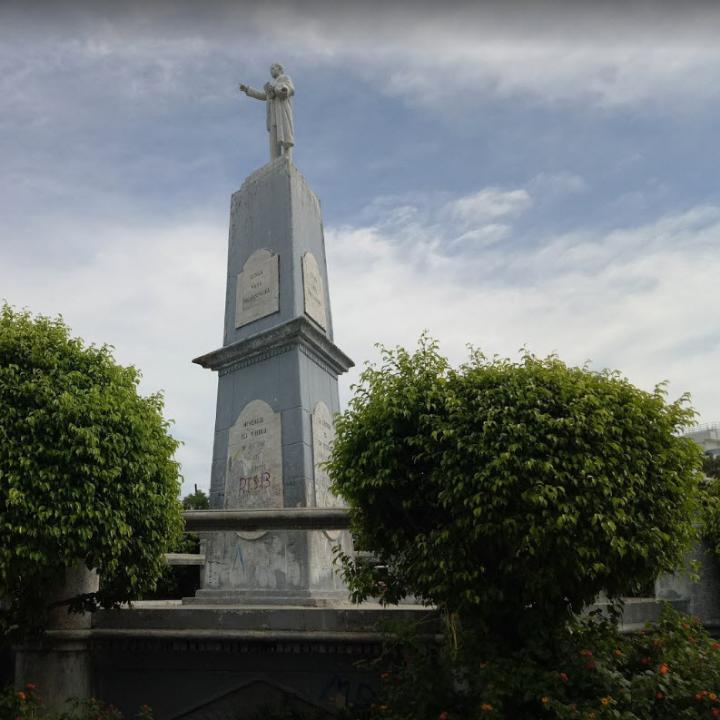 Jose Rizal Monument Lapaz Iloilo