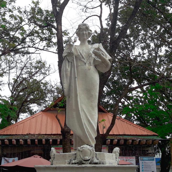 Maria Clara Monument Molo Iloilo