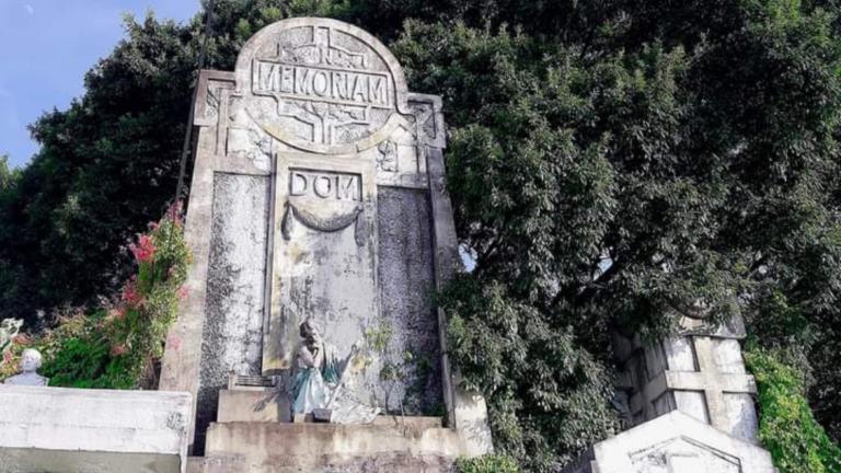 Iloilo City Cultural Heritage: Molo Cemetery Camposanto