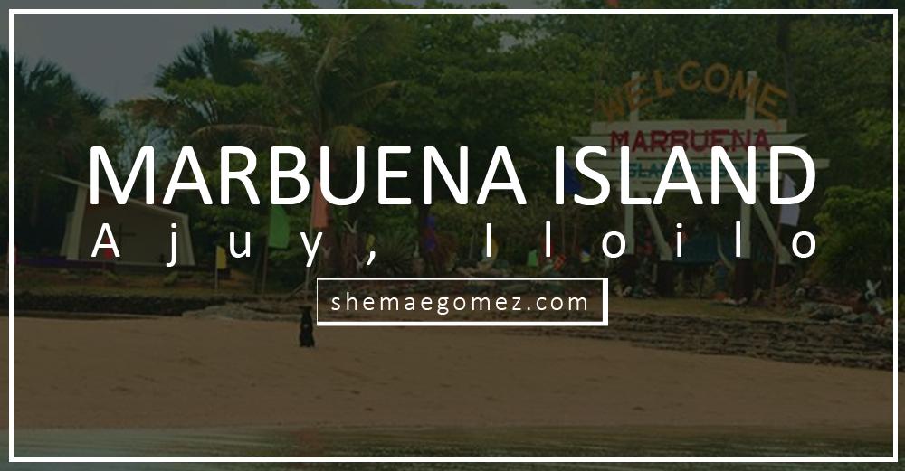 Share Iloilo: Marbuena Island, Ajuy