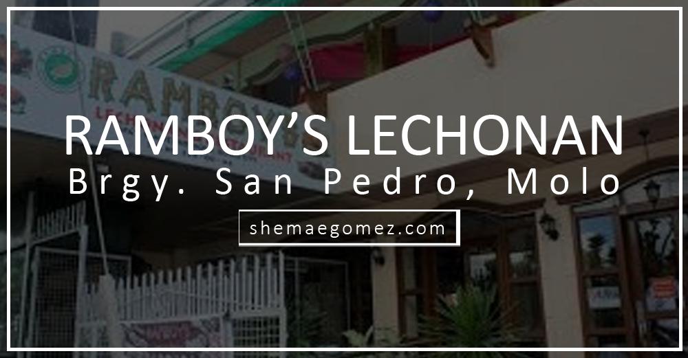 Where to Eat in Iloilo: Ramboys Molo