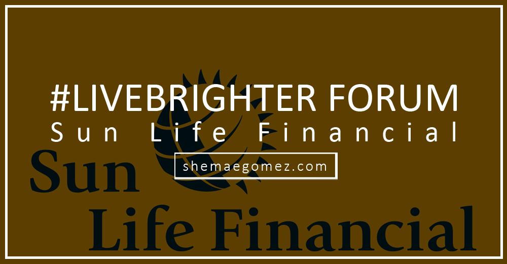 Share Iloilo: Sun Life Financial #LiveBrighter Forum 2017