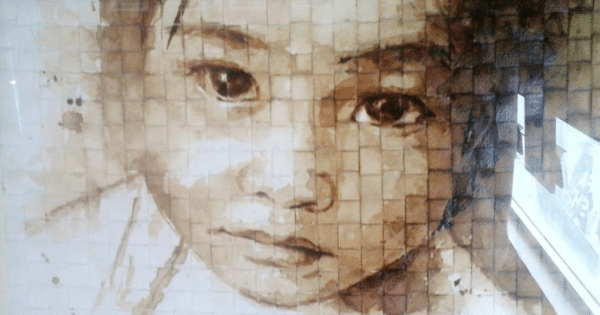 Manggad: Collection of Coffee Paintings by Carren Evangelista