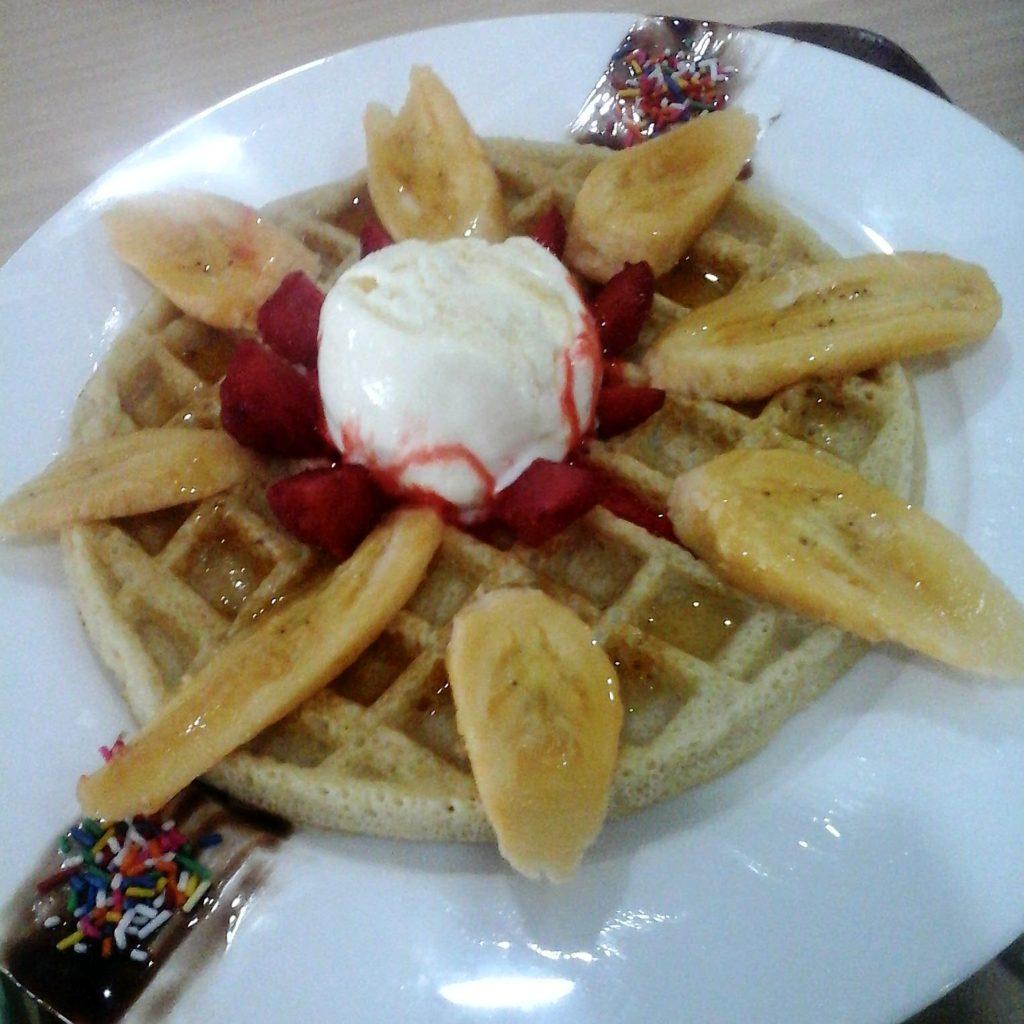 Bingsan Cafe Strawberry