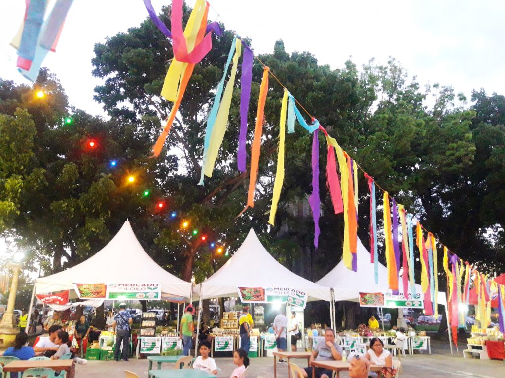 Jaro Plaza Produkto Lokal