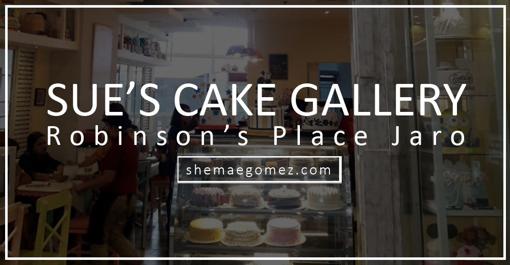 sues cake gallery