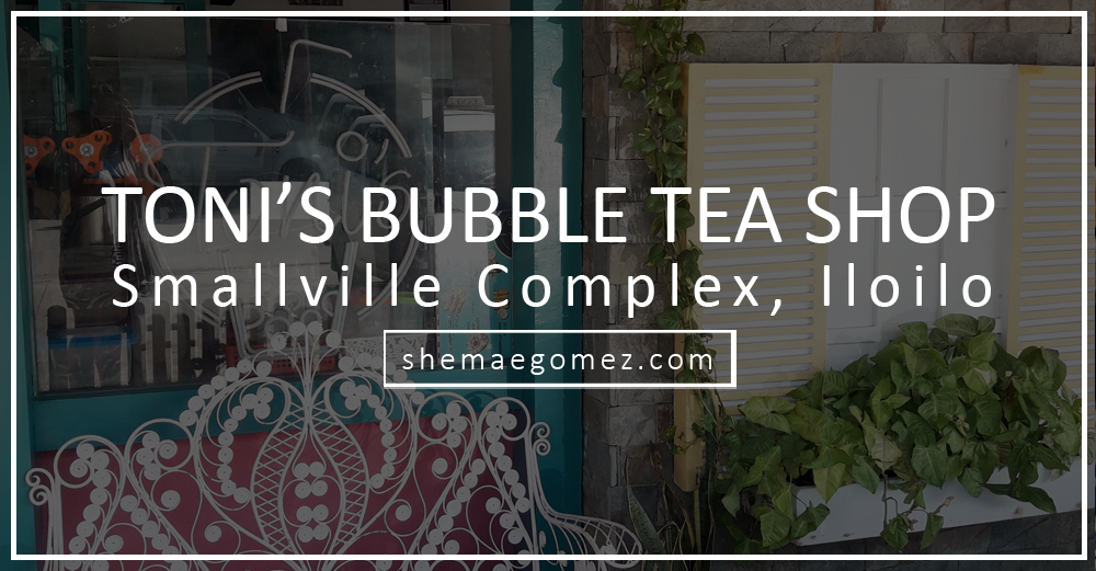 Toni's Bubble Tea Shop: More and More People like the Taste of It