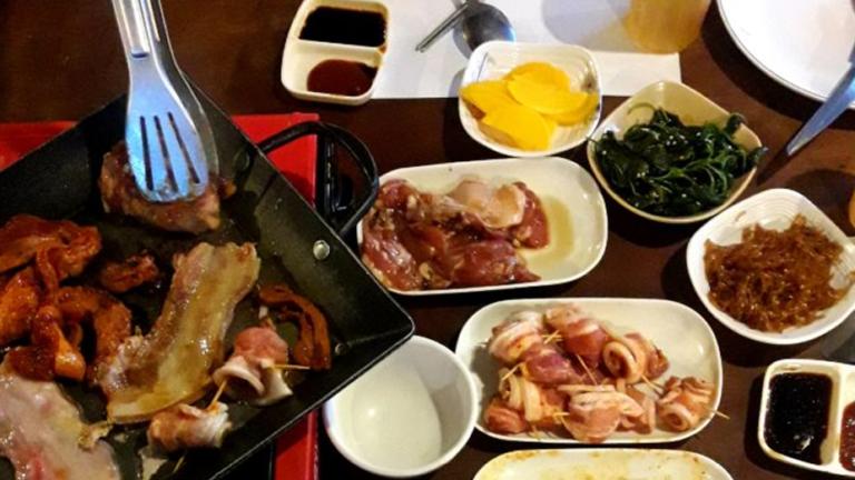 K Spice: Take a Bite of Savory Samgyupsal and Side Dishes