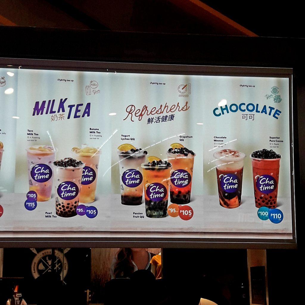 Where to Eat in Iloilo: Chatime - Blog for Iloilo