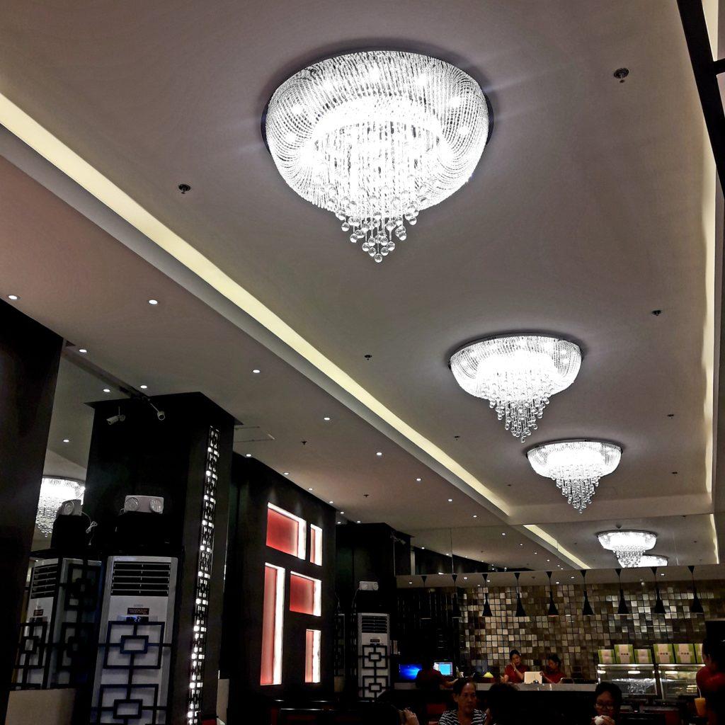 The Summer House Restaurant Lights
