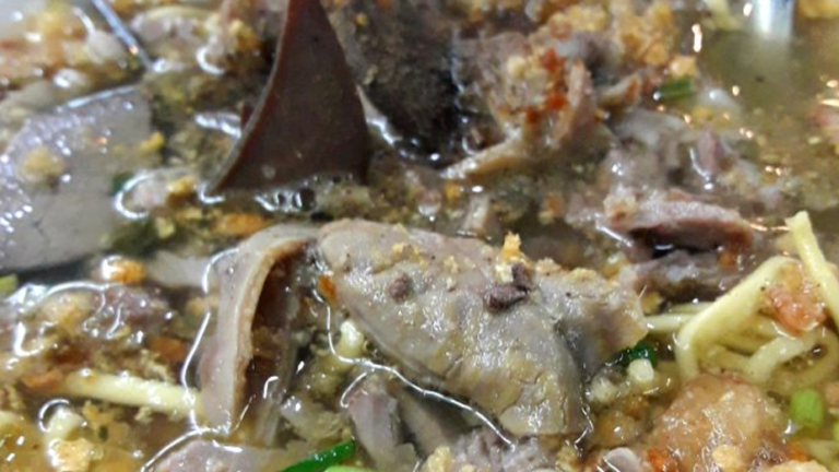 Ted's Oldtimer Lapaz Batchoy: Flavor in Every Spoon of Its Soup