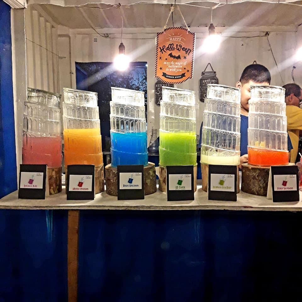 juice colored juices