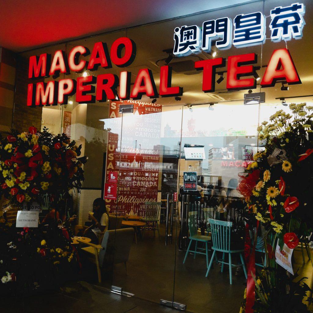 macao imperial tea iloilo