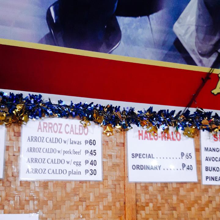 lola di menu