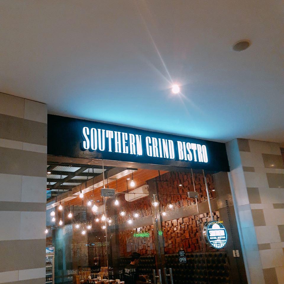 Southern Grind Bistro Iloilo