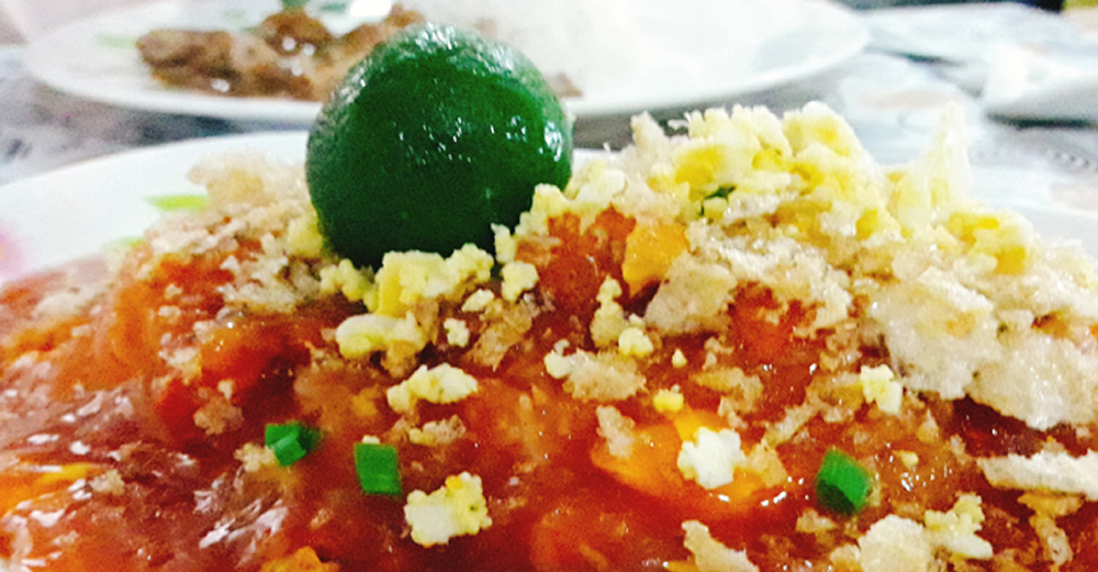 Balbi's: The Place to Get the Best Palabok in Town