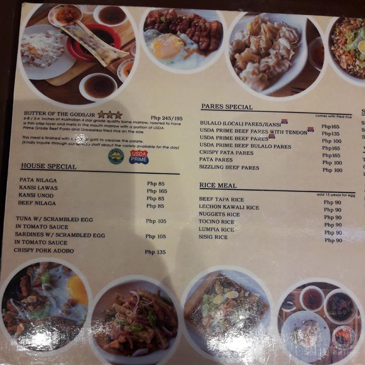 jimburgs menu 1