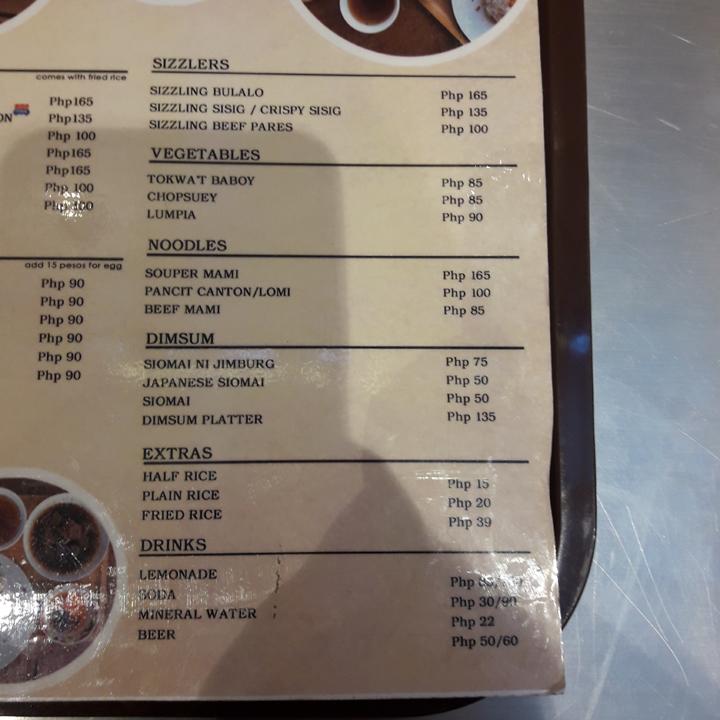 jimburgs menu