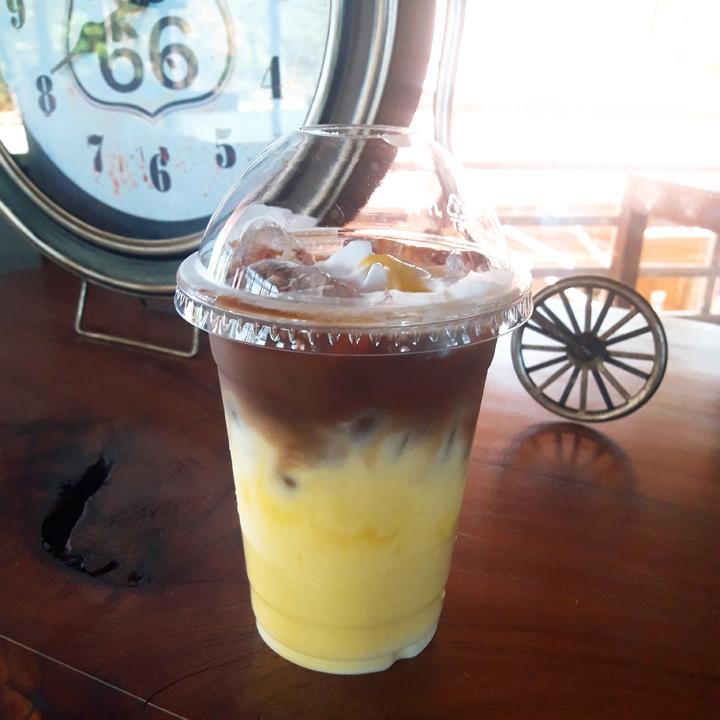 mango coffee