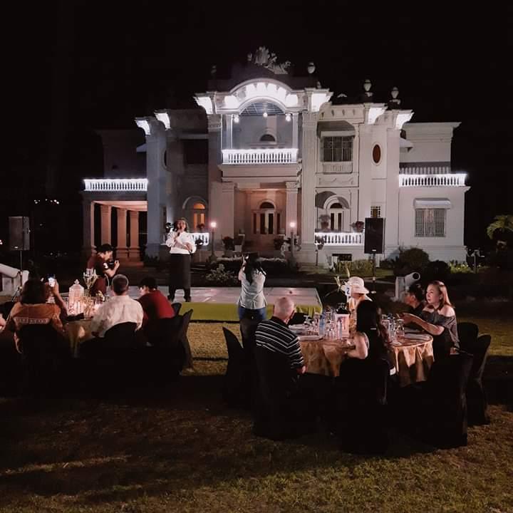 Chef Tibong at Sabores
