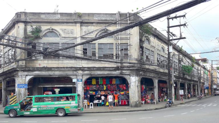 Iloilo City Cultural Heritage: 02-001 Villanueva Building