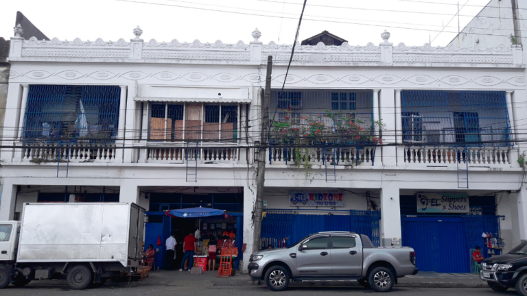 Iloilo City Cultural Heritage: CBD 02-003 Villanueva Building