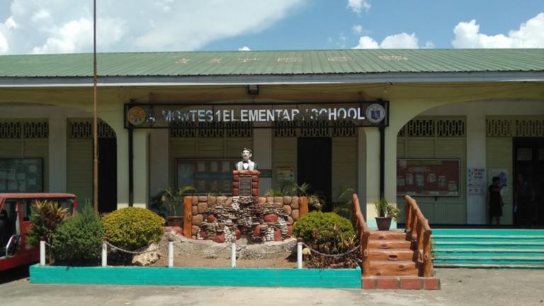 Iloilo City Cultural Heritage: A. Montes I Elementary School – Gabaldon Building