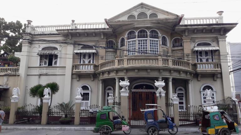 Iloilo City Cultural Heritage: Doña Ana Villalobos Ledesma Mansion