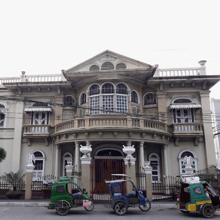 Ana Villalobos Ledesma Mansion Iloilo