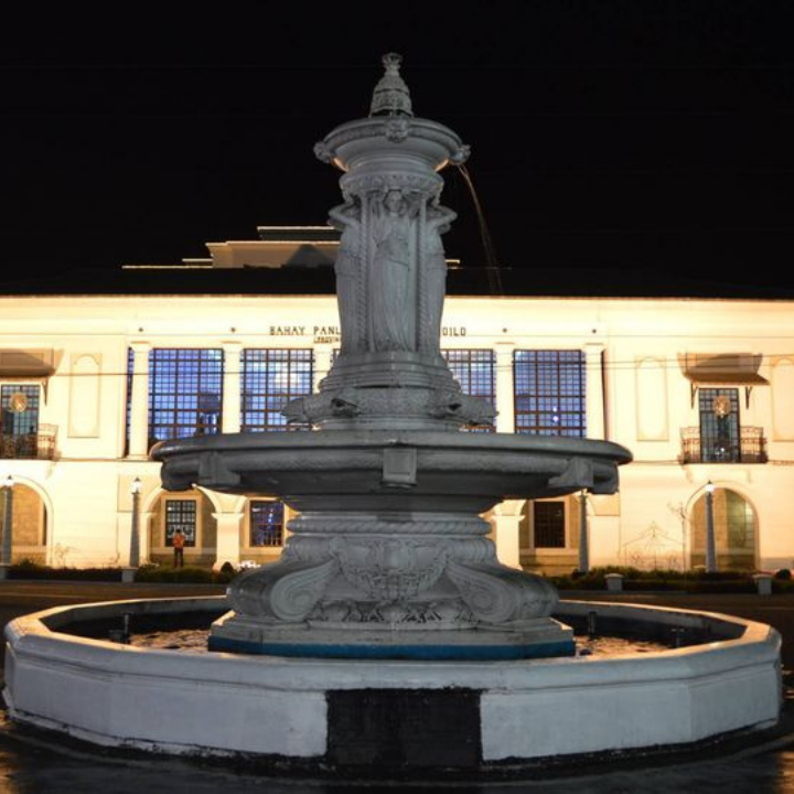 Arroyo Fountain