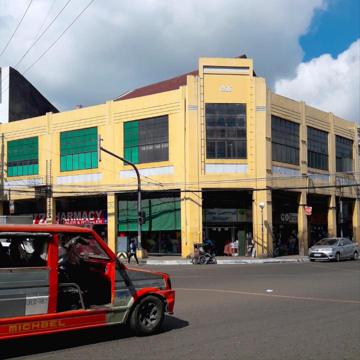 CBD 01-007 S Villanueva Building Iloilo