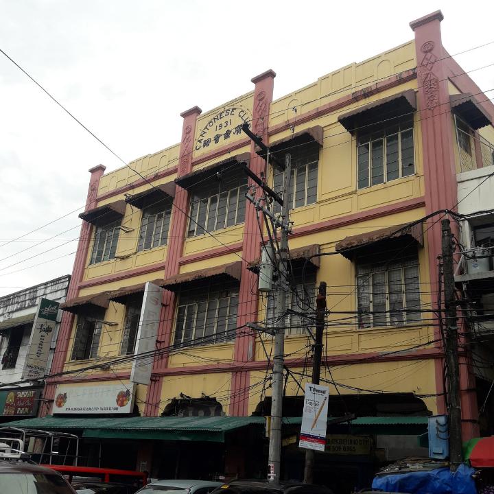 Cantonese Club Building Iloilo