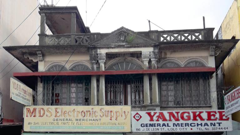 Iloilo City Cultural Heritage: De Leon 1950 House