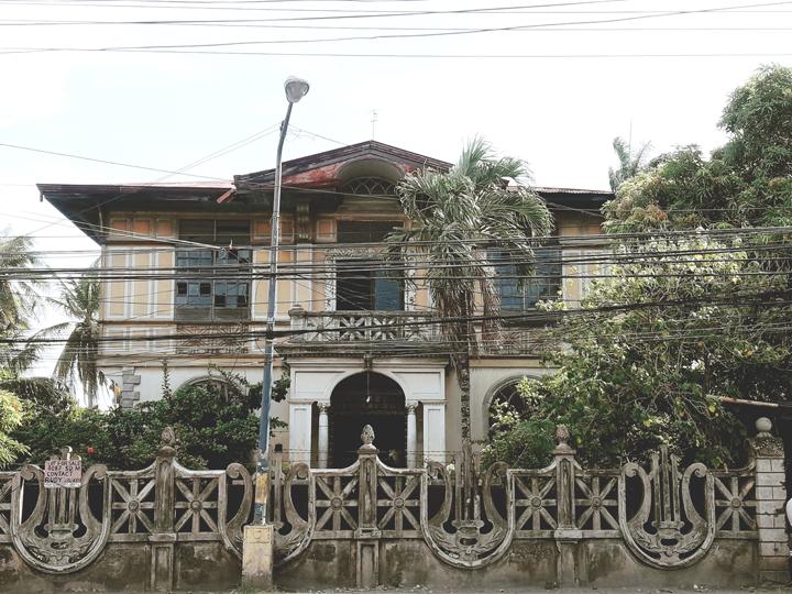 Don Roque Locsin Sanson Mansion