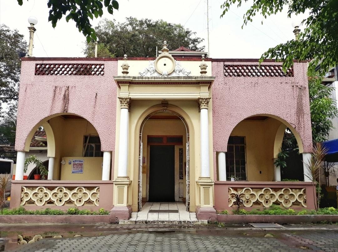Don. Felicito Soriano Araneta or Pink mansion