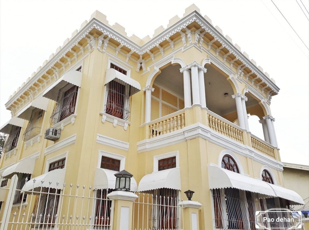 Dr. Eugenio Kilayko mansion